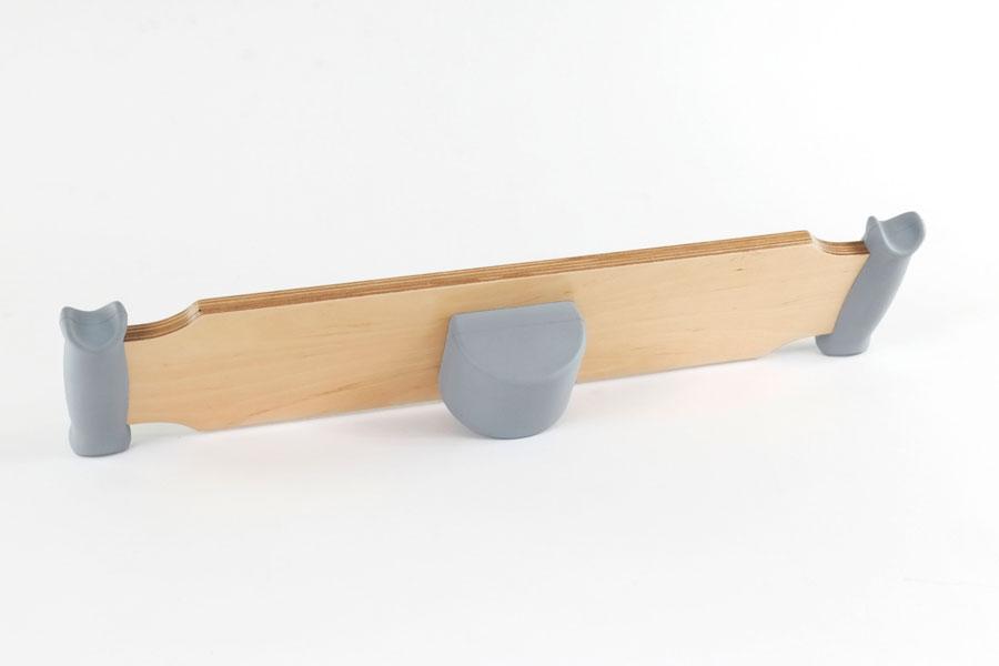 planche d 39 quilibre avec rouleau fixe orbite 360 by. Black Bedroom Furniture Sets. Home Design Ideas